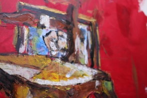 a tribute to Cezanne (detail)