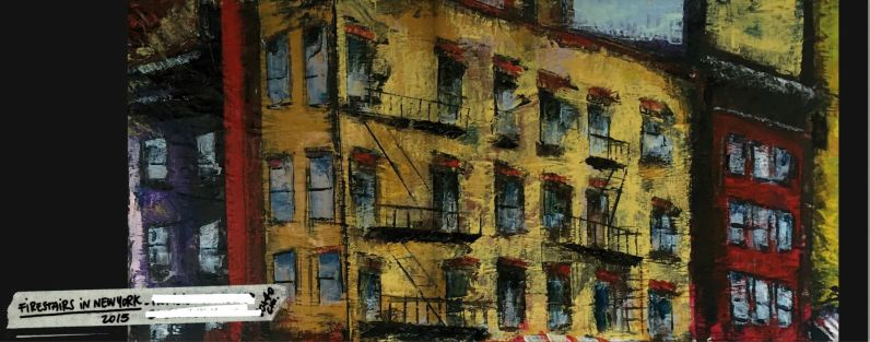 firestairs in New York